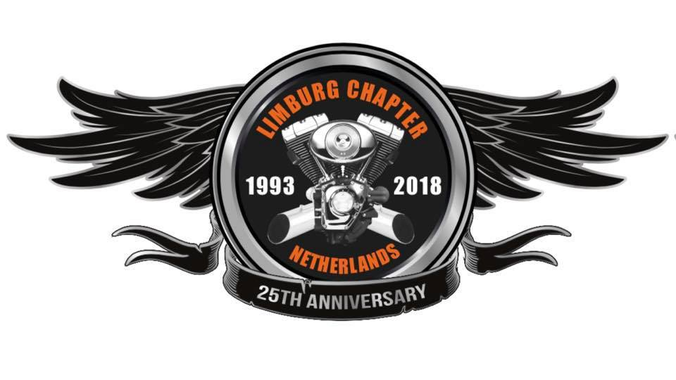 Limburg Chapter 25 jaar Logo