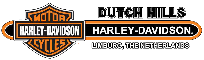 Logo Dutch Hills Harley Davidson Dealer te Kerkrade